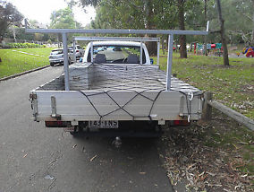 FORD COURIER 2 DOOR UTE (MAZDA BRAVO 2600) 12 MONTHS NSWREGO GREAT CONDITION  image 8
