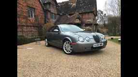 S Type Sport 3.0 V6 Automatic, 56,000 miles, History,