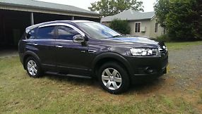 Holden Captiva 7 SX 2012 MY12