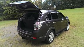 Holden Captiva 7 SX 2012 MY12 image 3