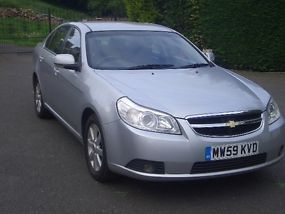 2009 CHEVROLET EPICA LS VCDI SILVER