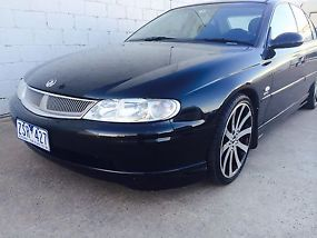 VX BERLINA COMMODORE GEN3 V8 350 CHEV RWC & 10 mths REG image 4
