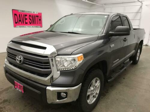 2015  Tundra Crew Cab Short Box