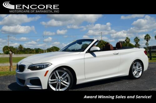 2016 2 Series Convertible 39,447 Miles With warranty-Trades,Financing & Shipping