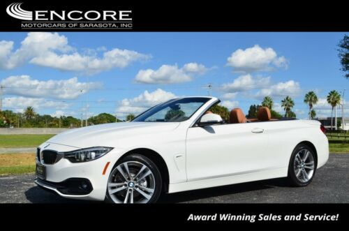 2018 4 Series Convertible 18,793 Miles With warranty-Trades,Financing & Shipping