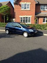 2003 53 PLATE FORD FIESTA FINESSE 67000 MIlES TAX AND MOT HISTORY LOOK