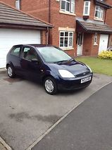 2003 53 PLATE FORD FIESTA FINESSE 67000 MIlES TAX AND MOT HISTORY LOOK image 3