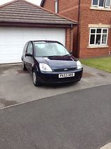 2003 53 PLATE FORD FIESTA FINESSE 67000 MIlES TAX AND MOT HISTORY LOOK image 4