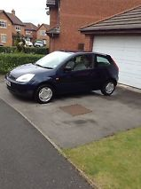 2003 53 PLATE FORD FIESTA FINESSE 67000 MIlES TAX AND MOT HISTORY LOOK image 5