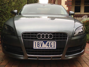 Audi TT 2.0 TFSI (2007) 2D Coupe 6 SP Auto Direct SHI (2L - Turbo MPFI) 4 Seats