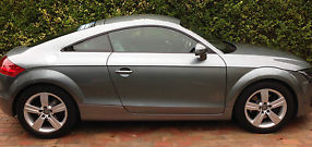 Audi TT 2.0 TFSI (2007) 2D Coupe 6 SP Auto Direct SHI (2L - Turbo MPFI) 4 Seats image 1