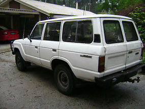 Toyota Landcruiser 60 Series Diesel 1983 5 SP Manual 4x4 4wd New Winch image 1