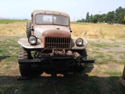 1949  Other Pickups Power Wagon